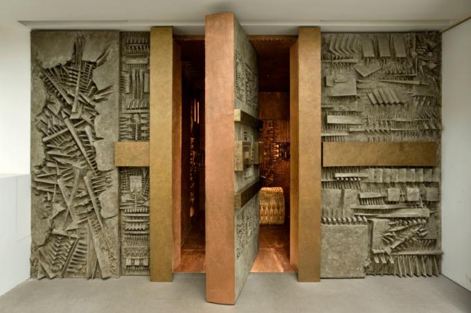 """""""Il labirinto di Arnaldo Pomodoro"""", arte contemporanea a portata di bambini"""