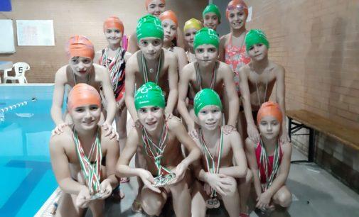 """Frascati Sporting Village (nuoto), terzo posto di squadra al trofeo """"4 Star"""" di Roma"""