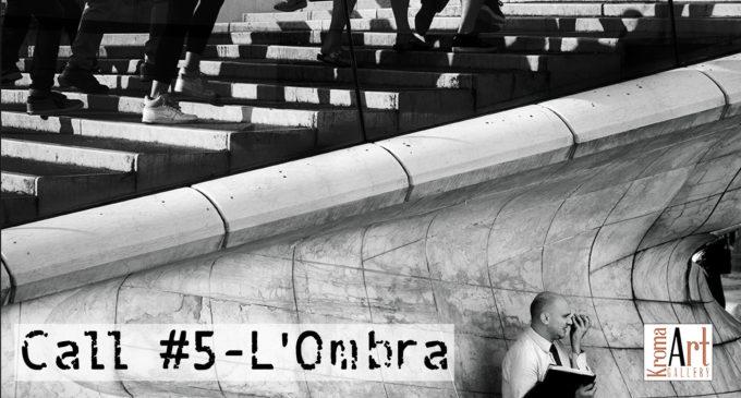 L'OMBRA-CALL FOR ENTRY-Il   Centro   Sperimentale   di   Fotografia -Adams (C.S.F.   Adams)   e   Kromart   Gallery bandiscono una call for entry per fotografi italiani e internazionali che vogliano mostrare il loro lavoro fotografico in occasione della mostra collettiva L'ombra.