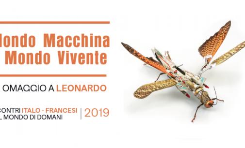 MMMV: L'Uomo-Macchina in un incontro speciale a Palazzo Farnese (lunedì 2 dicembre, ore 18:30)
