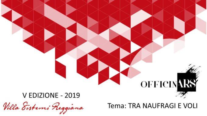 Tra Naufragi e Voli, Mostra dei vincitori dal 23 novembre presso Sistemi Reggio Emilia