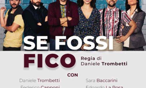 Teatro Trastevere – SE FOSSI FICO