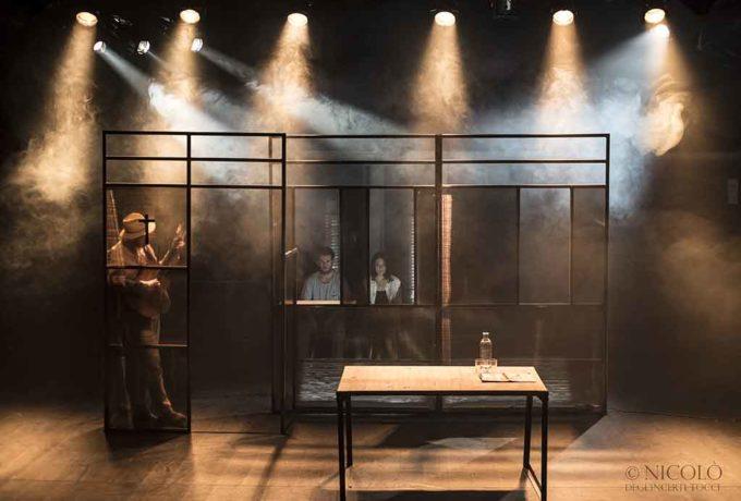 Teatro Argot: L'indifferenza scritto e diretto da Pablo Solari