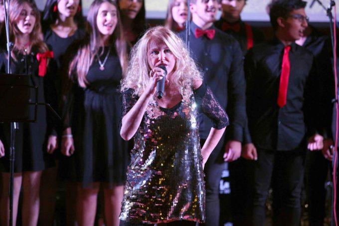 Il Concerto di Natale di Italia Allegra  è il più Pop della capitale