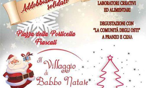 Addobbiamo il Natale Solidale  Christmas Village