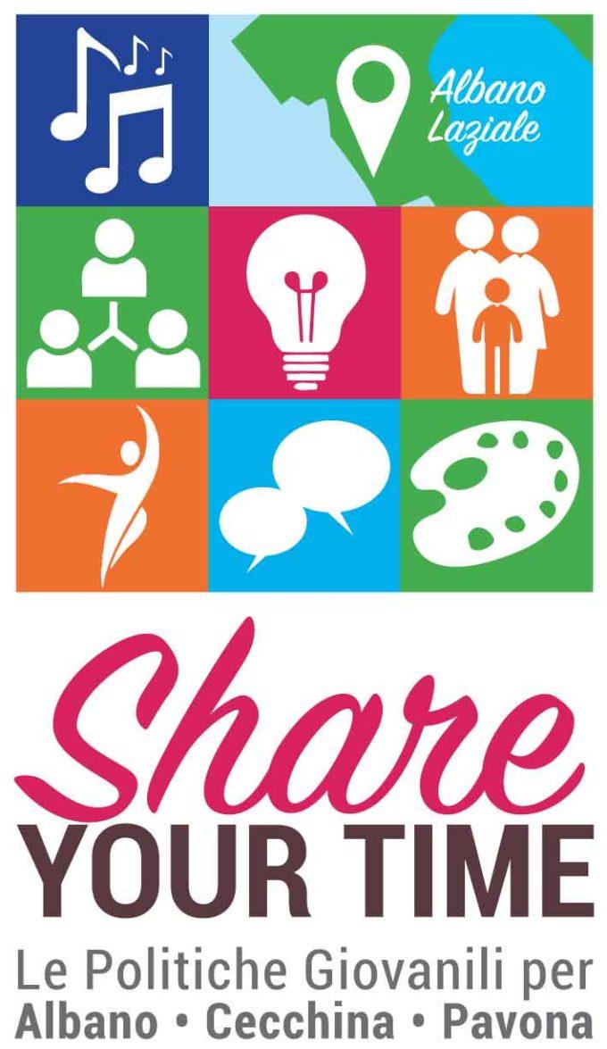Albano Laziale, parte la 4^ edizione di Share Your Time