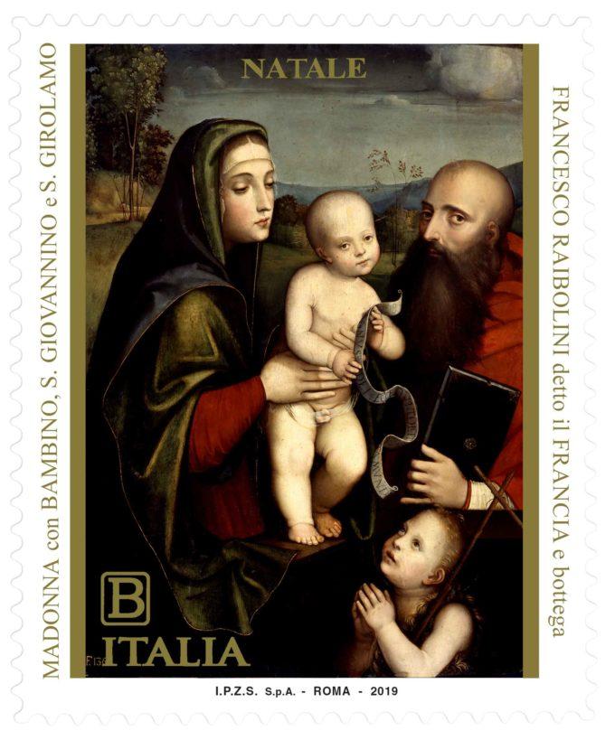 POSTE ITALIANE: EMISSIONE FRANCOBOLLI SANTO NATALE