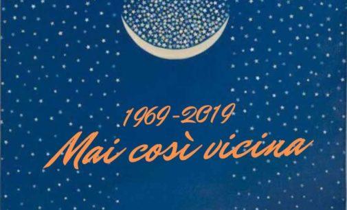 """""""Mai così vicina"""": Memoria '900 celebra i cinquanta anni dallo sbarco sulla Luna"""
