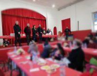 A Torvaianica un pranzo solidale per i meno fortunati