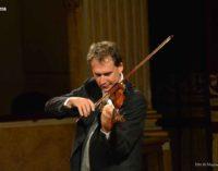 Concerto di Capodanno con l'Ensemble Roma Sinfonietta e il violino di Vincenzo Bolognese