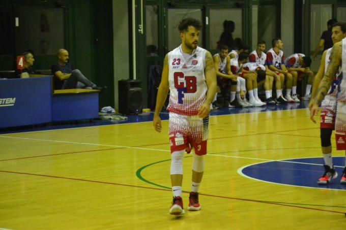 """Club Basket Frascati (C Gold/m), Cammillucci: """"Buona gara con la Smit, ora il derby"""""""