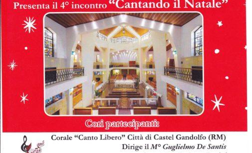 Castelgandolfo – Cantando il Natale
