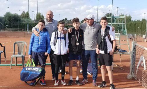 Tc New Country Frascati protagonista nelle prime tappe del Fit Junior program di tennis