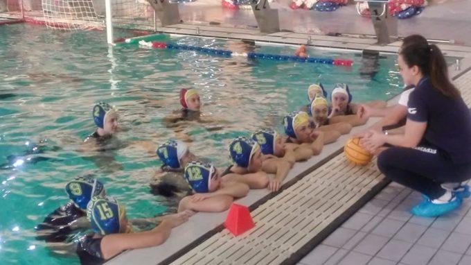 F&D Waterpolis, vincono sia l'under 15 maschile che l'under 15 femminile. Soddisfazioni per la pallanuoto prima di Natale