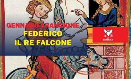 """""""Federico, il re falcone"""" fra i libri che inaugurano """"Più libri più liberi"""""""