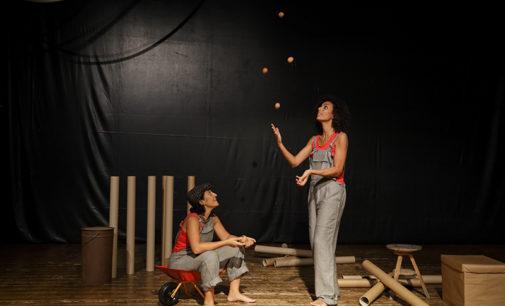 Facciamo che io ero: Leonardo da Vinci  Teatro, giocoleria, equilibrismo e movimento domenica 8 Dicembre alle ore 16.30