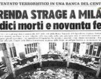 A 50 anni da Piazza Fontana