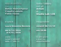 """""""Presents"""" Mostra tripersonale di Hamzehpour, Lodolo e Tasso"""