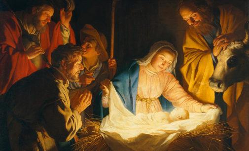 Frascati, Natale a Villa Falconieri
