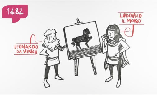 Leonardo Horse Project: il video racconto della storia del Cavallo di Leonardo da Vinci