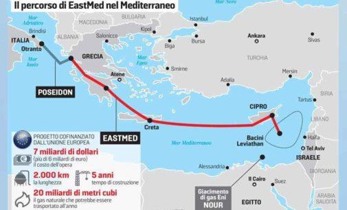 Dopo la scoperta di Tamar e Leviathan… Povera Italia, da regina del Mediterraneo a hub del gas israeliano
