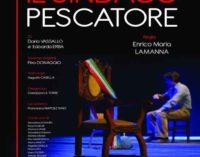 """Ettore Bassi in """"Il Sindaco Pescatore""""  al Teatro Artemisio-Volonté"""
