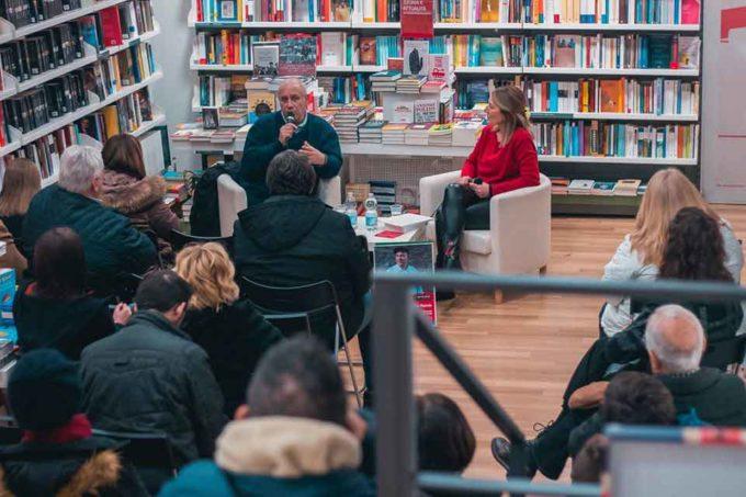 Intervista a Federico Moccia: presentato alla Mondadori di Genzano