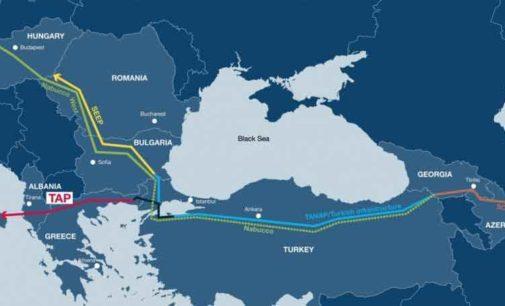 Italia sventrata – Il gasdotto TAP transadriatico attracca entro il 2020 a Melendugno