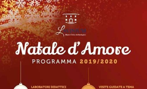 Natale 2019 – Museo civico archeologico Lavinium