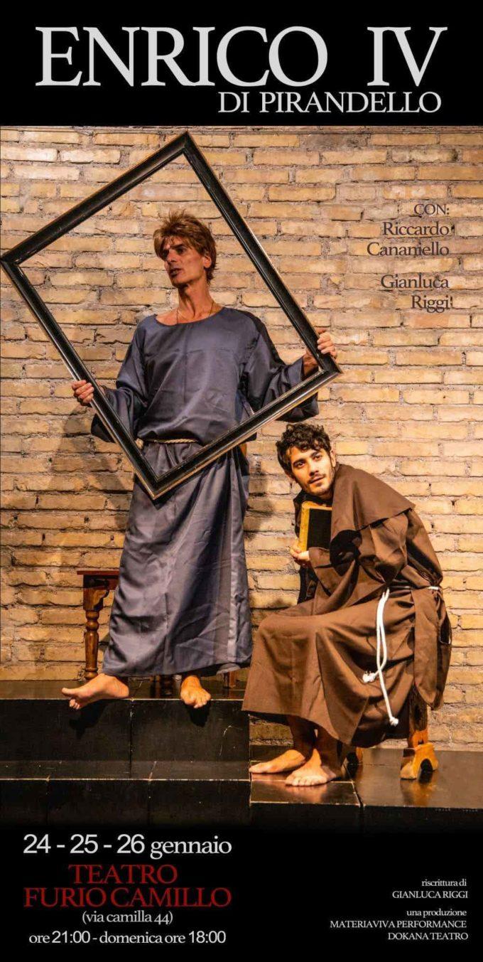 Teatro Furio Camillo – ENRICO IV