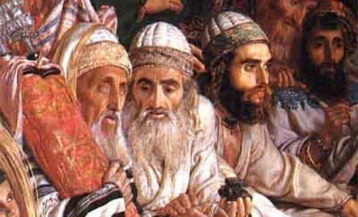 Sionisti = falsi ebrei