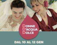 Teatro Porta Portese – DONNE D'ACQUA DOLCE