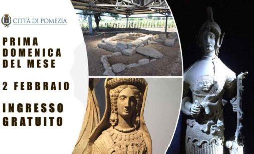 Museo Archeologico Lavinium – Laboratorio gratuito per bambini e prima domenica del mese