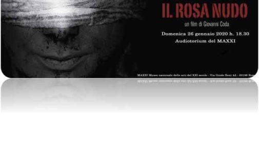 PROIEZIONE EVENTO Il Rosa Nudo al MAXXI