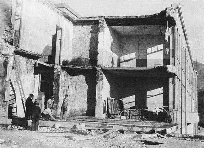 76° anniversario del primo bombardamento su Cori