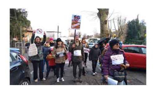 Giornata di protesta contro il 5G