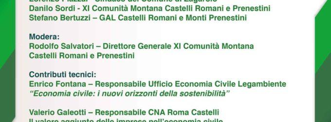 IL GAL CASTELLI ROMANI E MONTI PRENESTINI INCONTRA LE AZIENDE DEL TERRITORIO