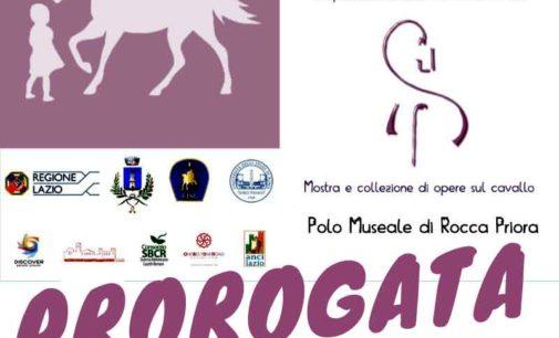 """""""La libertà e il cavallo"""", mostra al Polo Culturale di Rocca Priora"""