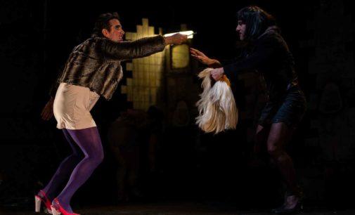 Teatro delle Passioni – Battuage