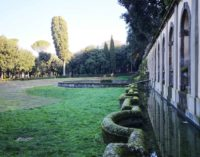 Un nuovo sistema automatico di clorazione per la  Fontana monumentale di Villa Torlonia