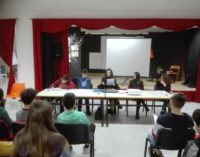Avviati gli incontri del Consiglio Comunale dei Ragazzi di Marino con la Giunta