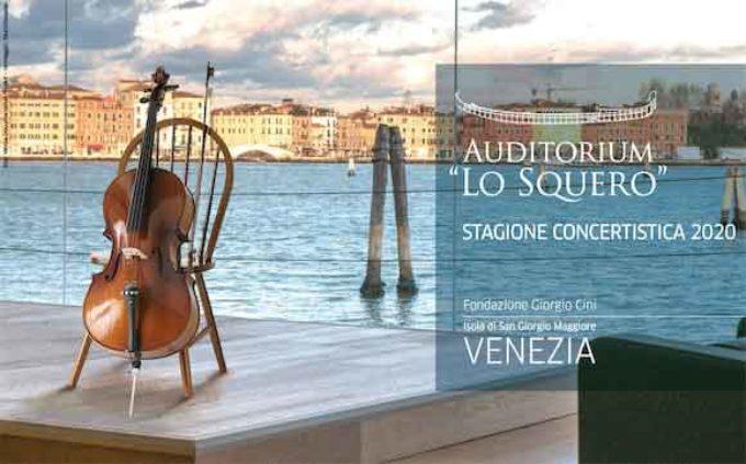 lo Squero, ospiterà la quinta stagione di concerti, organizzata da Asolo Musica