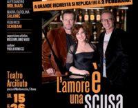 Teatro Arciliuto – L'AMORE È UNA SCUSA