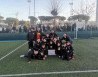 """Città di Valmontone, il torneo di Natale """"casalingo"""" per la Scuola calcio è stato un successo"""