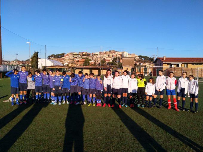 Woman Atletico Lodigiani, le ragazzine della Scuola calcio continuano a migliorare