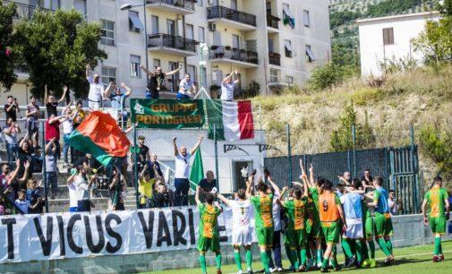 """Vicovaro (calcio, Promozione), Ianzi e i quarti: """"Coppa e campionato? Lottiamo sui due fronti"""""""