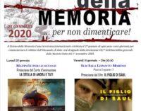 Marino – Giornata della Memoria.