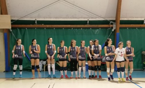 """Volley Club Frascati (Under 14/f), Mola dopo il quarto d'andata: """"La qualificazione è aperta"""""""