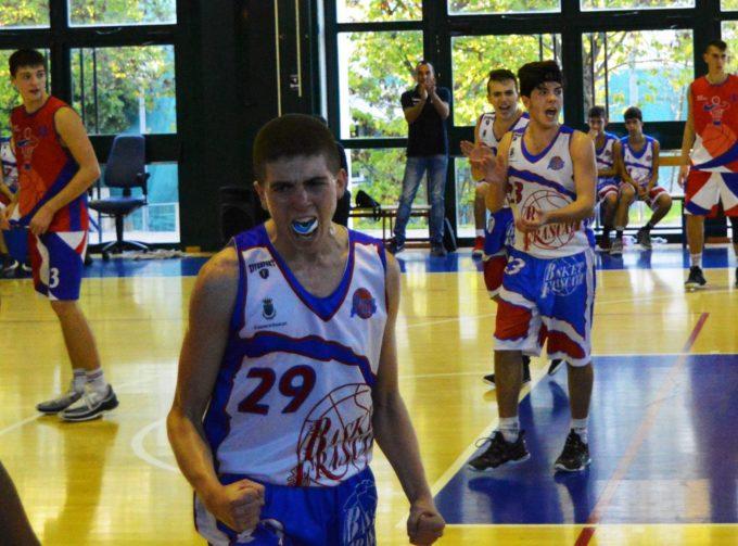 """Club Basket Frascati (C/m Gold), Valentini: """"Sto facendo tanta esperienza con la prima squadra"""""""