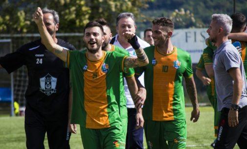"""Vicovaro (calcio, Promozione), Petrucci spera in una doppia festa: """"Paternità e Eccellenza"""""""